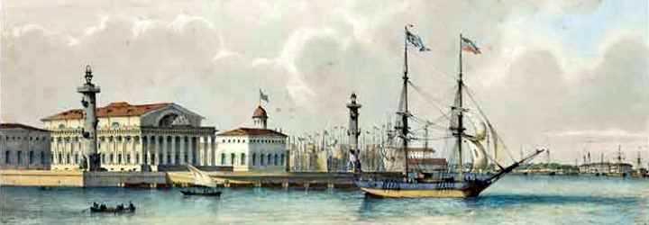 1667. Magnificent St.Petersburg