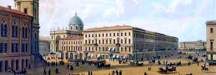 1668. Magnificent St.Petersburg
