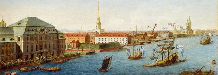 1670. Magnificent St.Petersburg