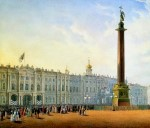 The baroque palaces of St.Petersburg.