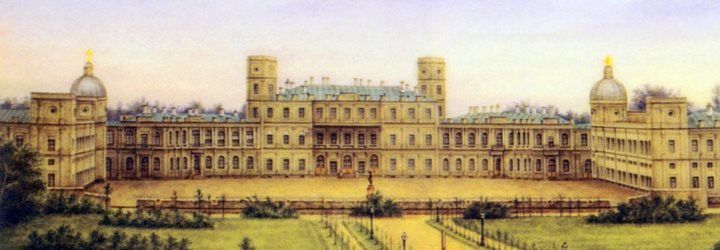 1664. Palaces of grand dukes