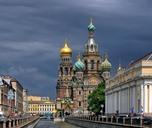 Прибытие в Петербург. Экскурсия по городу