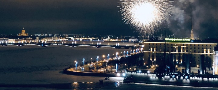 2869. Новый год с видом на Неву