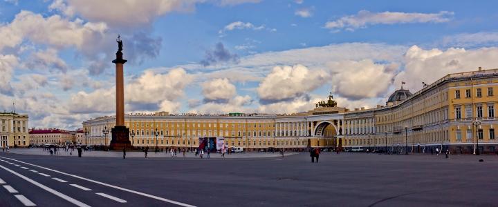 Тур в Петербург для двоих