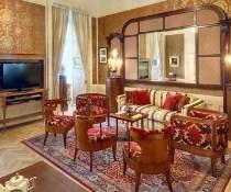 Исторические люкс-апартаменты