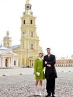 Прибытие в Петербург