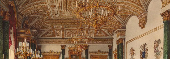 107. Hermitage (The Winter Palace)