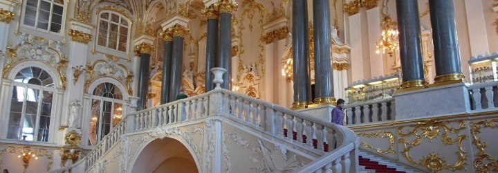 109. Hermitage (The Winter Palace)