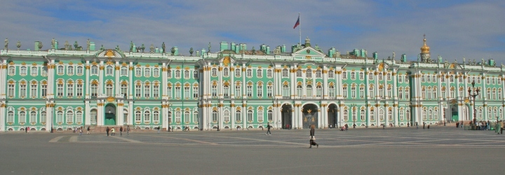110. Hermitage (The Winter Palace)