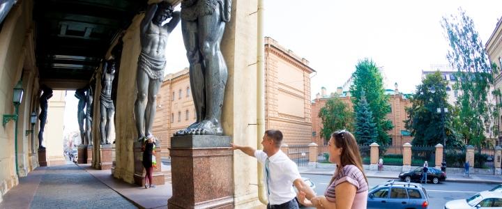 Любовь в Петербурге