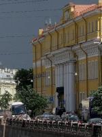 Уникальные дворцы Петербурга