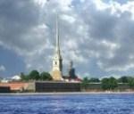 Прибытие в Петербург. Обзорная по городу