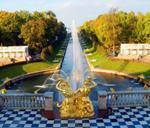 Петергоф, Нижний парк и Большой дворец
