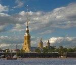 Экскурсия по городу, Петропавловская крепость.