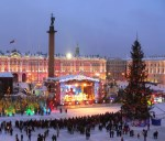 Прибытие в Петербург. Новый Год 2020!