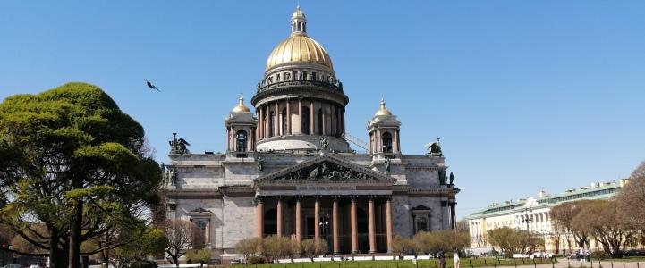 1216. Обзорная + Петропавловская крепость