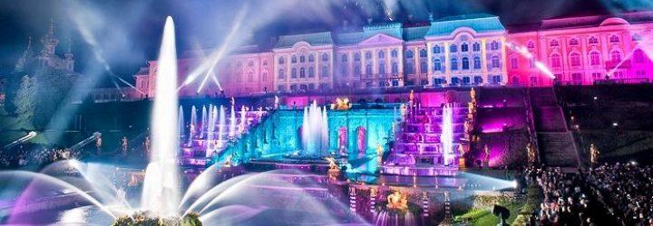 555. Закрытие фонтанов в Петергофе 2