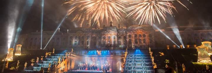 556. Закрытие фонтанов в Петергофе 2