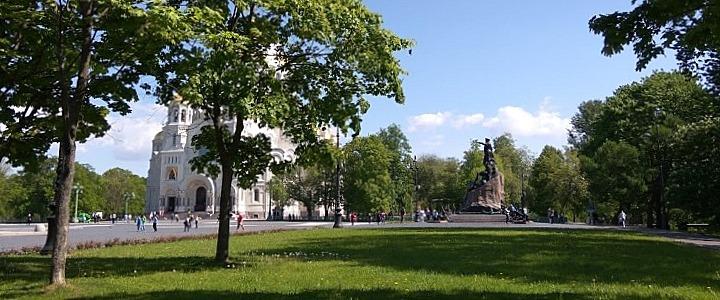 1378. Кронштадт и форты
