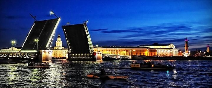 1437. Ночная экскурсия под развод мостов