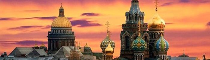 St Petersburg - unique city - 5 days